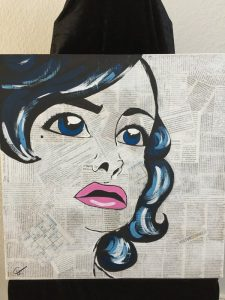 """Pop-Art-Women"""